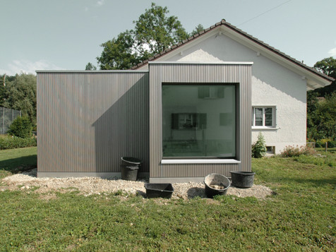 Wohnhauserweiterung - Suhr