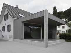 Wohnhauserweiterung Aarau