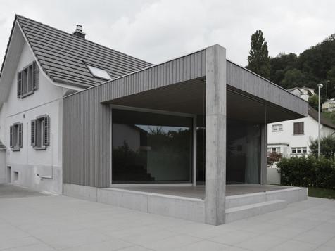 Wohnhauserweiterung - Aarau