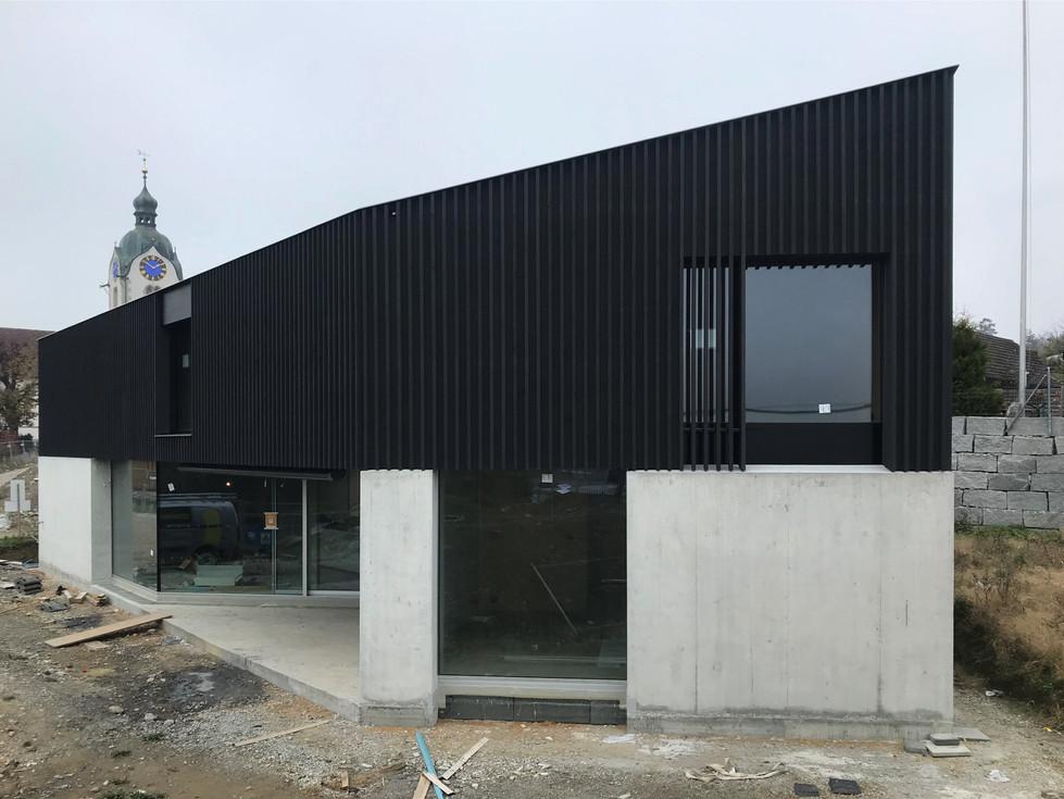 Neubau EFH, Reinach - Fertigstellung Frühjahr 2021