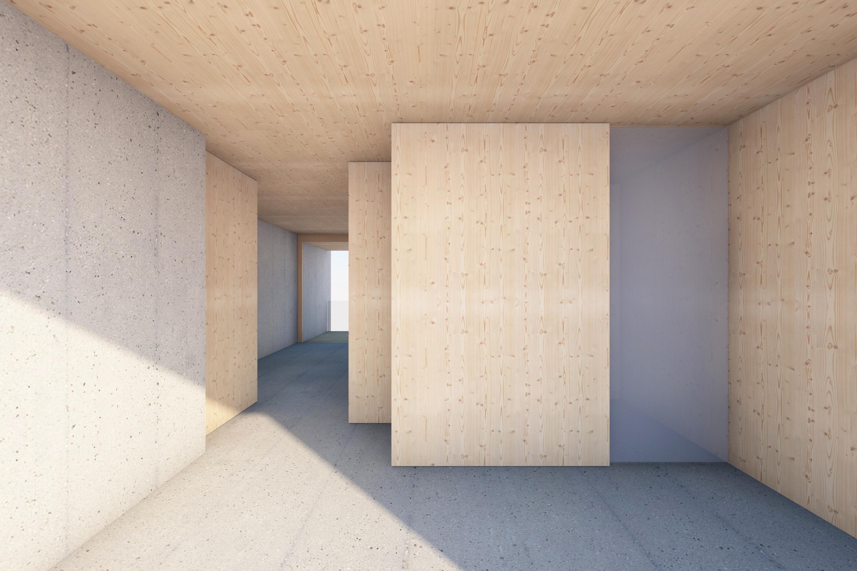 Kleinwohnungshaus, Aarau - Baueingabe Frühling 2020