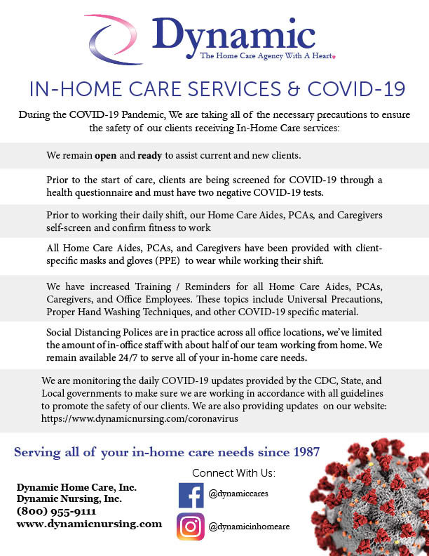 In-HomeCareServices&COVID-19