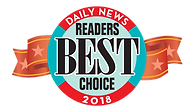 Daily News Readers Best Choice 2018 Award