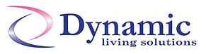 Dynamic Living Solutions Logo on Header