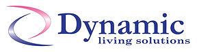 Dynamic Living Solutions Logo on Header