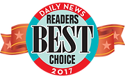 Daily News Readers Best Choice 2017 Award