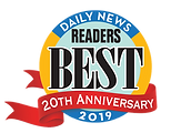 Daily News Readers Best Choice 2019 Award