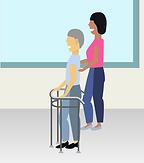 Step4 HOMECARE PROCESS Home Health Care Clinician Home Visit