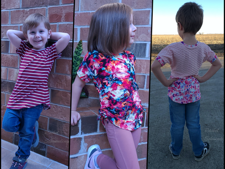 The Little Dreamer: Sew Along with ALD