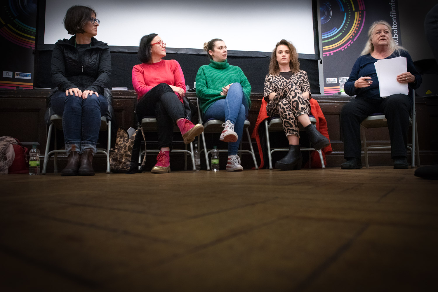 Woman in Film discussion panel