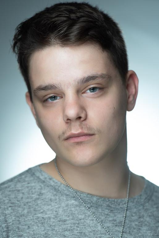 Actor Headshot by Ania Pankiewicz