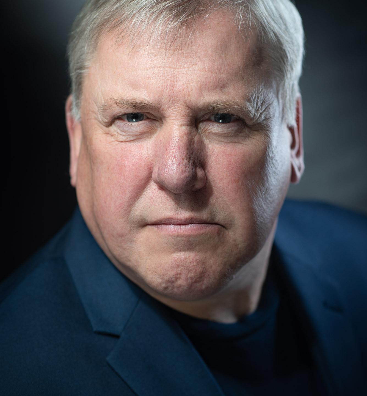 Dave Jordan Actors Headshot - looking slick and serious
