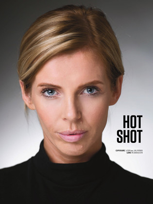 Hot shot one of my images in the Nikon Magazine