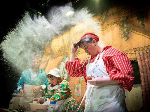 Jack and the Beanstalk - Stage Production Photography - Bolton Little Theatre