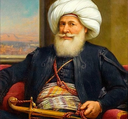 The Great Mohamed Ali Pasha (1769-1849)