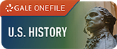 Gale Onefile U.S. History Logo and Link to database