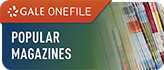 Gale Onefile Popular Magazines Logo and Link to database