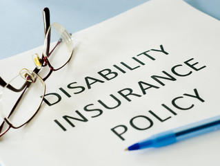 # 3 - Substantial Discount On Disability Income Insurance
