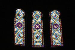 Synagogue Window Mosaic