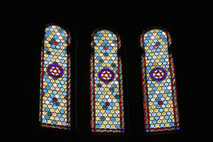 7 stunning stained glass windows