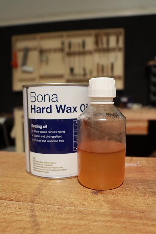 Huile Bona Hard Wax 100ml reconditionnée