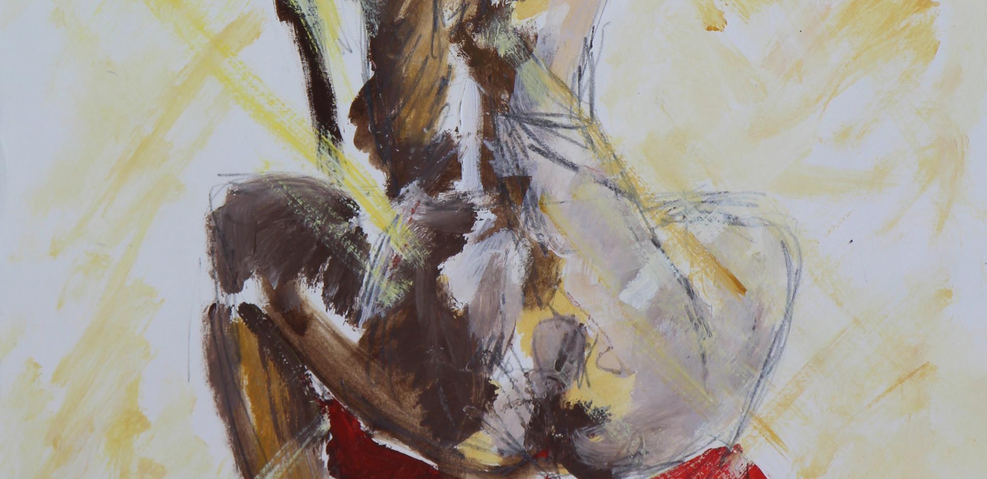 Seated nude (1)