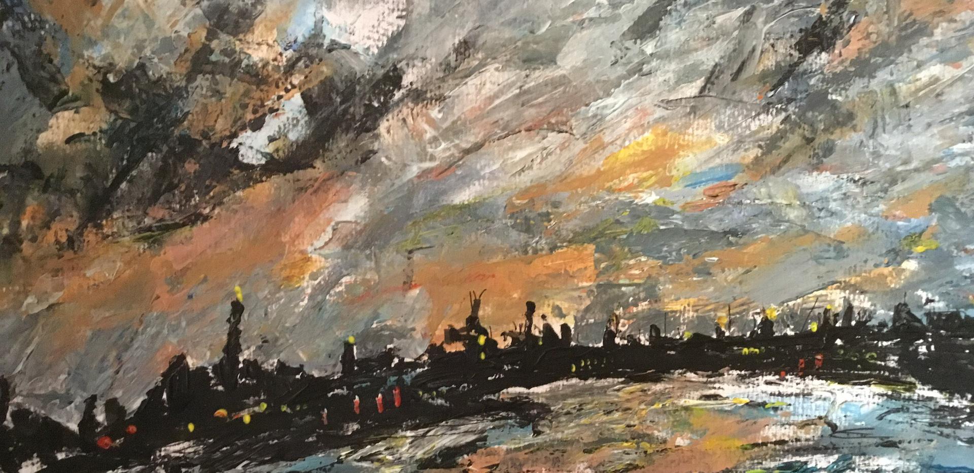 Thames City Docks