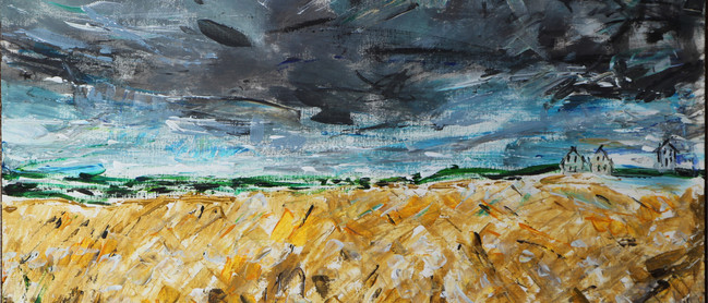 Storm in the home counties