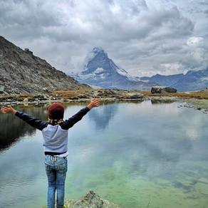 Virée à Zermatt en famille