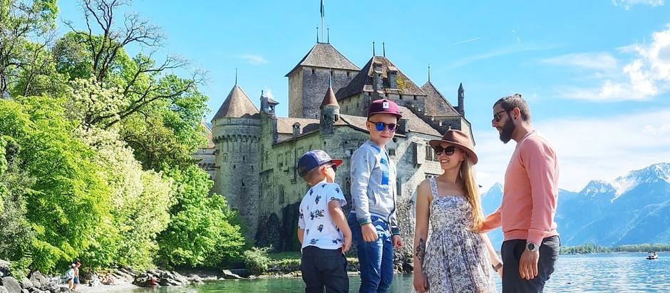 Une journée au château