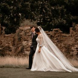 Wedding dress outside.jpg