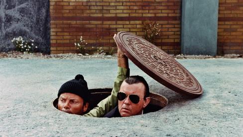 Stillfoto fra filmen Krummerne 2/Stakkels Krumme, 1992