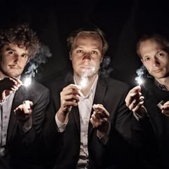 Thor Ansbæk, Brian Øland og Kresten Yvind