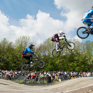 BMX Supercross World Cup Copenhagen.