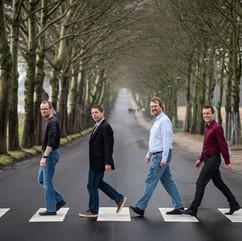 Christian Pedersen, Peter Tidemand-Lichtenberg og Jeppe Seidelin Dam, er opfinderne og stiftere af firmaet IRSee