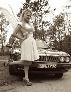 Singender Engel für Ihre Trauung