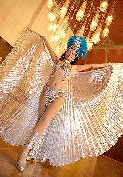 Samba Shows mit Gisele do Brasil
