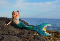 Realistisches Mermaid-Model