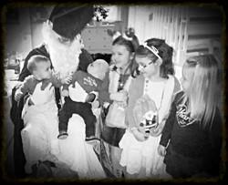 Nikolaus-Santa Claus