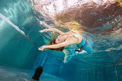 Mermaid Marisa Poolperformance
