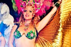 Samba Shows mit Maresia d´Ipanema