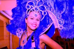 Sambatänzerin Gisele do Brasil