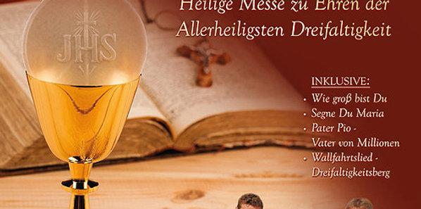 CD - Dreifaltigkeitsmesse