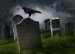 ¿Bajo cada lápida hay un cadáver?