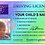 Thumbnail: Coolrideplates® Kid's Personalised Driving Licence
