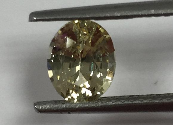 Yellow Sapphire 1,41ct