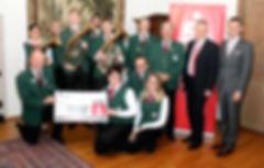 Spende Sparkasse Landsberg am Lech