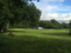 East Sussex campsite