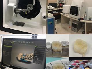 シード歯科・矯正歯科のオールセラミック治療とデジタル設備