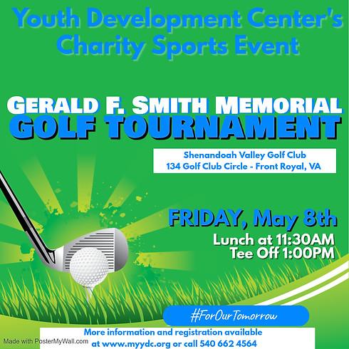 Golfer Registration - The YDC's Gerald F. Smith Golf Tournament 2020